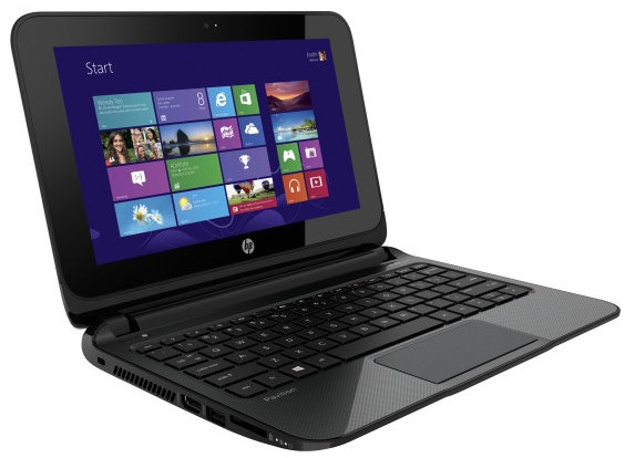 Ноутбук HP Pavilion Windows 8