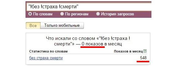 wordstat.yandex.ru, без страха смерти
